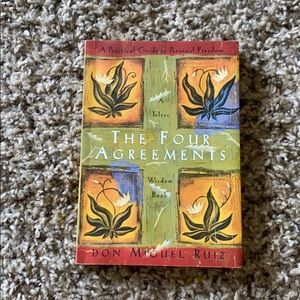 The four agreements book